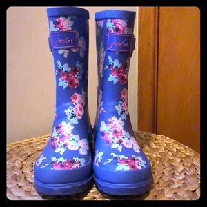 Joules Rain Boots - Very Clean